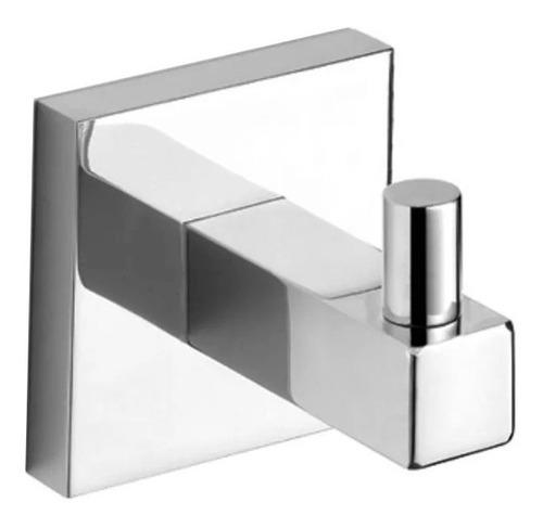 percha unique metal accesorio baño 5 años garantía piazza