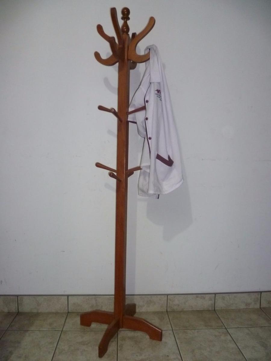 Perchero de madera s 69 00 en mercado libre - Percheros rusticos de pared ...