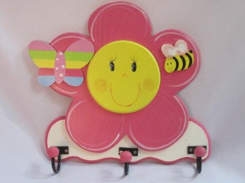 perchero de princesas, flores, toy story, lagunilla bbf
