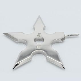 Perchero Estrella Ninja Diseño Shuriken Percha Ohmyshop