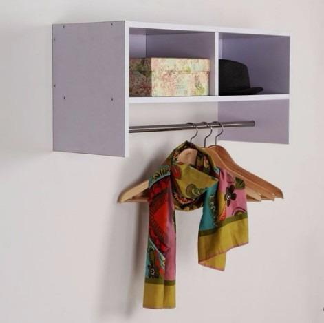 perchero - organizador - barral - estante - green muebles