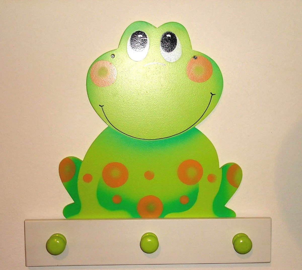 Perchas de pared infantiles triple gancho perchero de - Percheros infantiles de pared ...