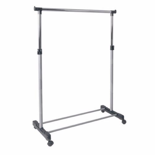 perchero simple extensible de pie con ruedas 320 00 en mercado libre. Black Bedroom Furniture Sets. Home Design Ideas