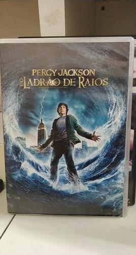 percy jackson e o ladrão de raios -dvd