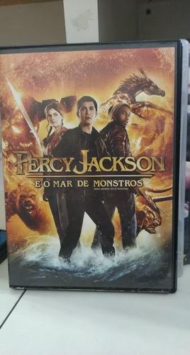 percy jackson e o mar de monstros -dvd