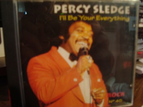 percy sledge - i'll be your everything!! cd importado