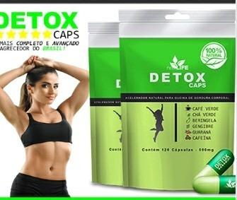 perde até 15 quilos por mês com detox caps