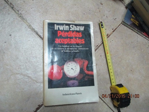 perdidas aceptables - irwin shaw