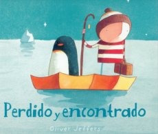 perdido y encontrado, oliver jeffers, ed. fce