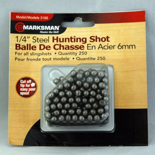 perdigones para honda - marksman 6mm
