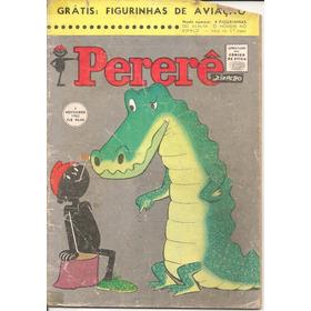Pererê Nº 2 - Novembro De 1962 - Ed. Cruzeiro - Raro