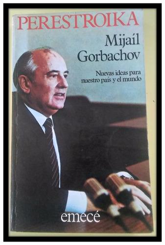 perestroika mijail gorbachov