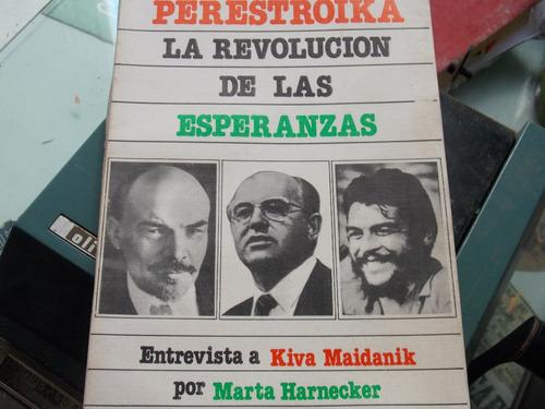 perestroika revolución de la esper-marta harnecker
