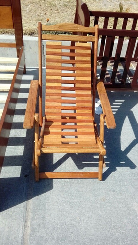 perezosa de madera