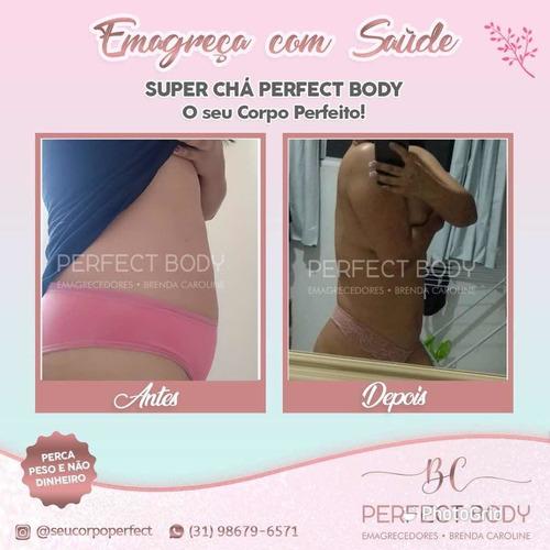 perfect body - cápsulas