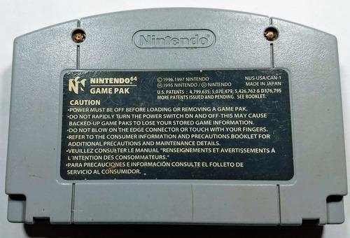 perfect dark n64 cartucho.