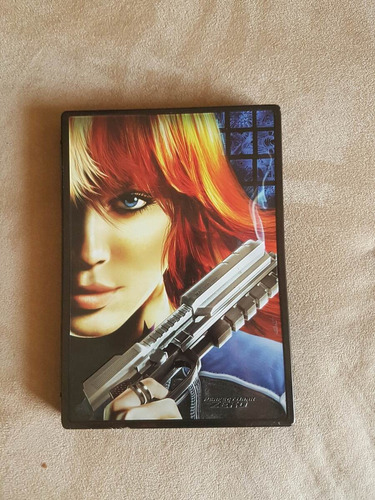perfect dark zero collector's edition xbox 360