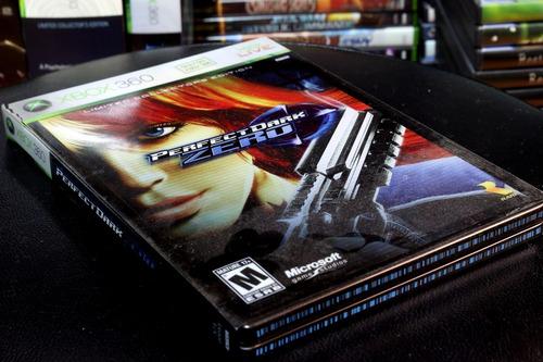 perfect dark zero (limited collector's edition) xbox360