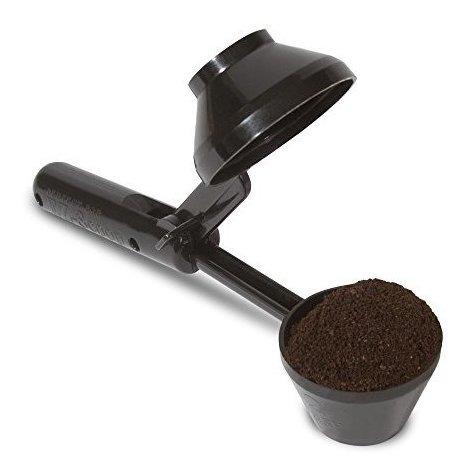 perfect pod ezscoop cuchara para porciones unicas para capsu
