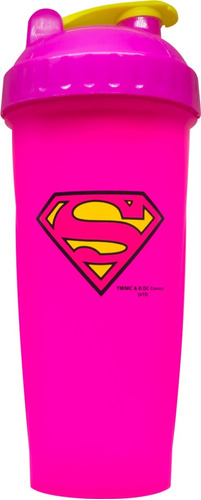 perfect shaker hero super heroes super girl envio gratis