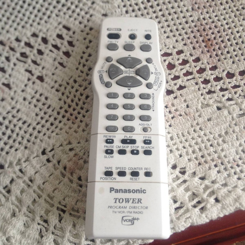 perfecto tv panasonic original color blanco 20 pulgadas