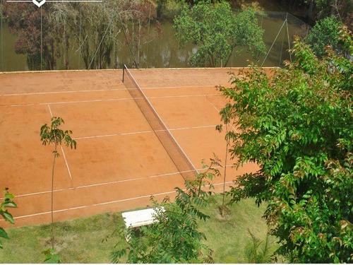 perfeita integração entre o lazer moderno e a natureza. duas áreas de preservação permanente, 5 lagoas naturais. - te00578