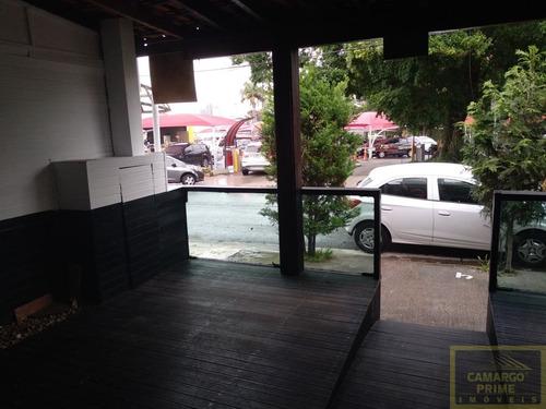 perfeito para restaurante na melhor rua de pinheiros - eb84307