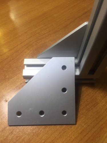 perfil  aluminio  3030  $ 8211 el metro con iva