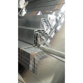 Perfil Aluminio-angulo-por Metro-varias Medidas