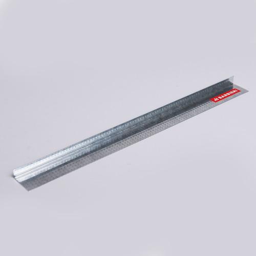 perfil angulo de ajuste x 2,60 mts drywall plus barbieri