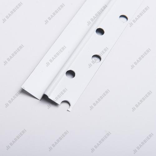 perfil buña perimetral 12,5mm x 2,60 mts drywall plus barbie