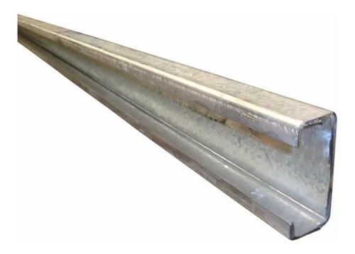 perfil c de chapa galvanizado 100 x 50 x 15 x 1.6 mm x 12mts