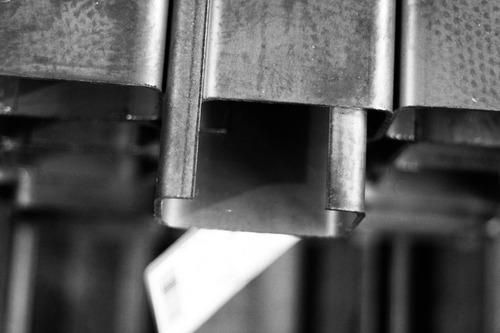 perfil c galvanizado *** 120x50x15(2mm) *** barra de 12 mts.