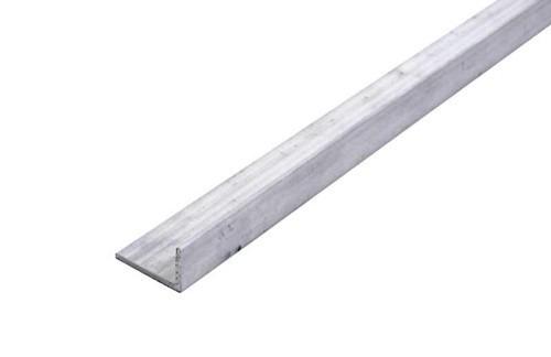 perfil de aluminio 2.5x2.5x1 corte a medida