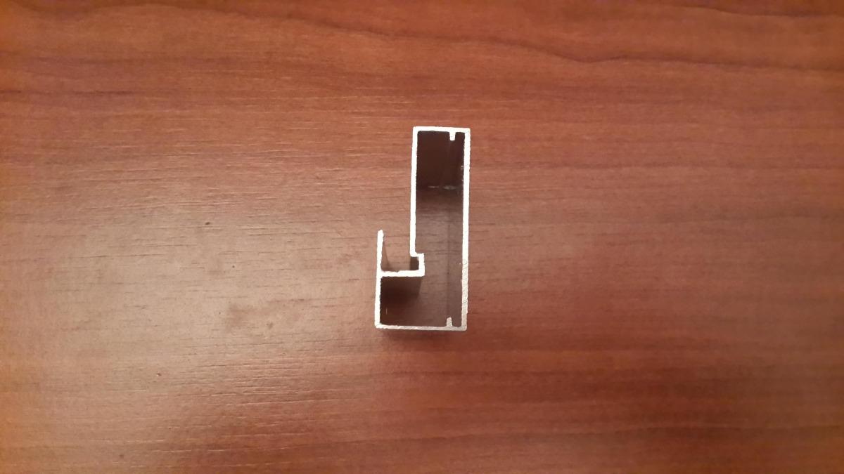 Perfil de aluminio para puertas de cocinas y muebles bs for Puertas para muebles de cocina precios