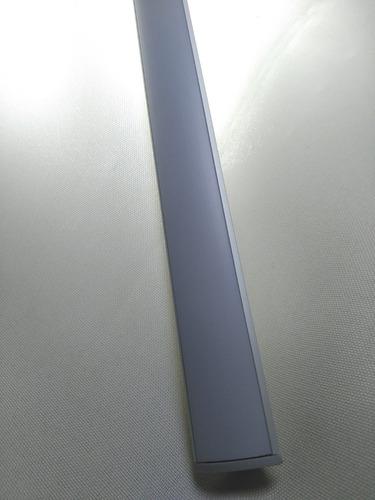 perfil de aluminio para tira de led cortes a medida