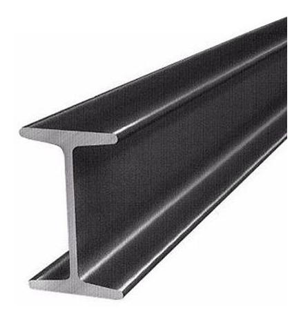 perfil de hierro doble t del 8 - ipn 80 x 6 mts - cuotas!