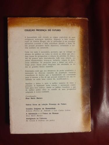 perfil do futuro - arthur c. clarke - livro