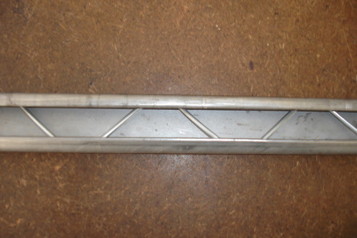 perfil sujetador y alambre zig zag