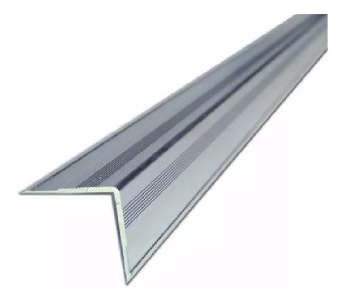 perfil varilla angulo aluminio 32mm. x 32mm. x 3mts. t177
