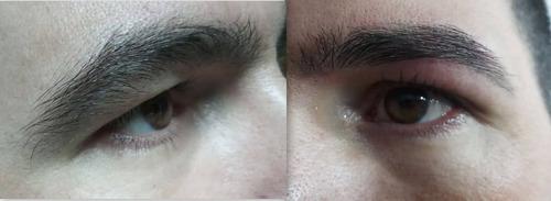 perfilado de cejas