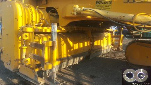 perfiladora de asfalto cmi modelo pr750