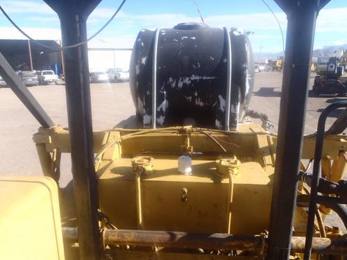 perfiladora o recuperadora de asfalto caterpillar pavimento