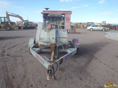 perfiladora pavimento uso en cargador frontal retro 10881