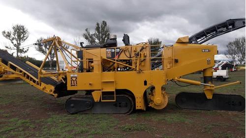 perfiladora recuperadora de asfalto cmi tr225
