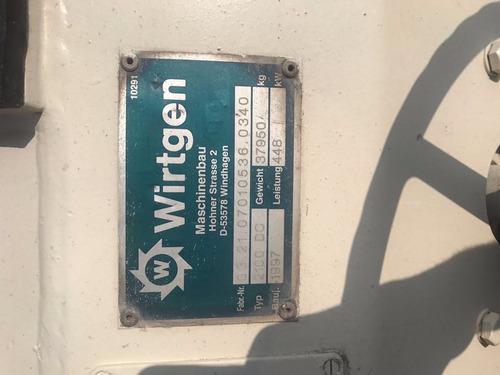 perfiladora wirtgen 37950 kgs