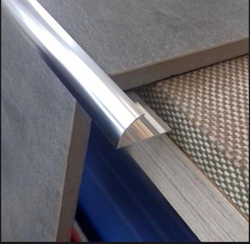 perfiles de aluminio para porcelanato y ceramica