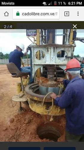 perforacion de pozo para agua y pilote