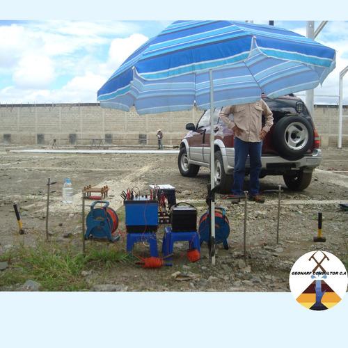 perforacion de pozos  exploracion  de aguas subterraneas