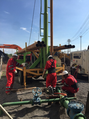 perforacion y mantenimiento de pozos de agua